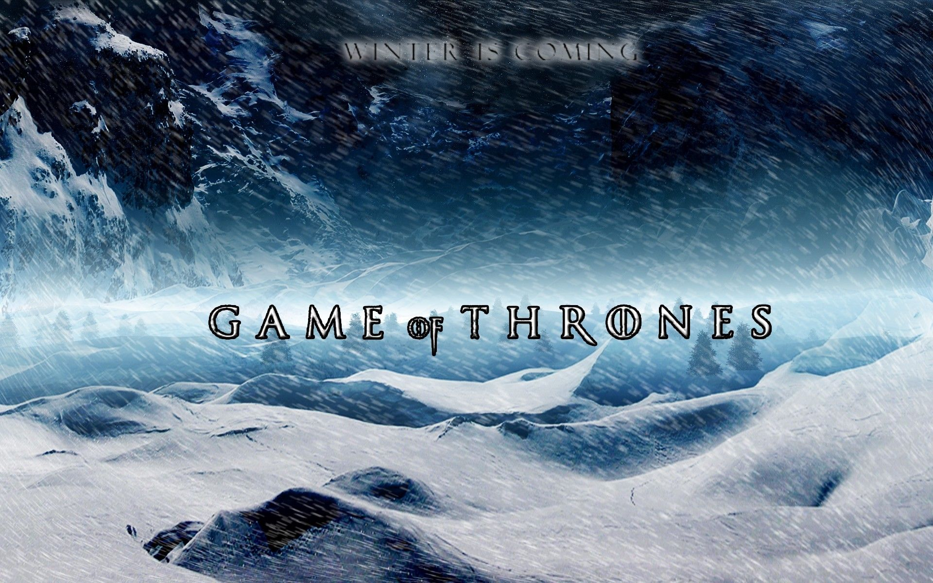 Download Snowy Game Of Thrones Wallpaper Game Of Thrones Winter Game Of Thrones Images Winter Is Coming Stark