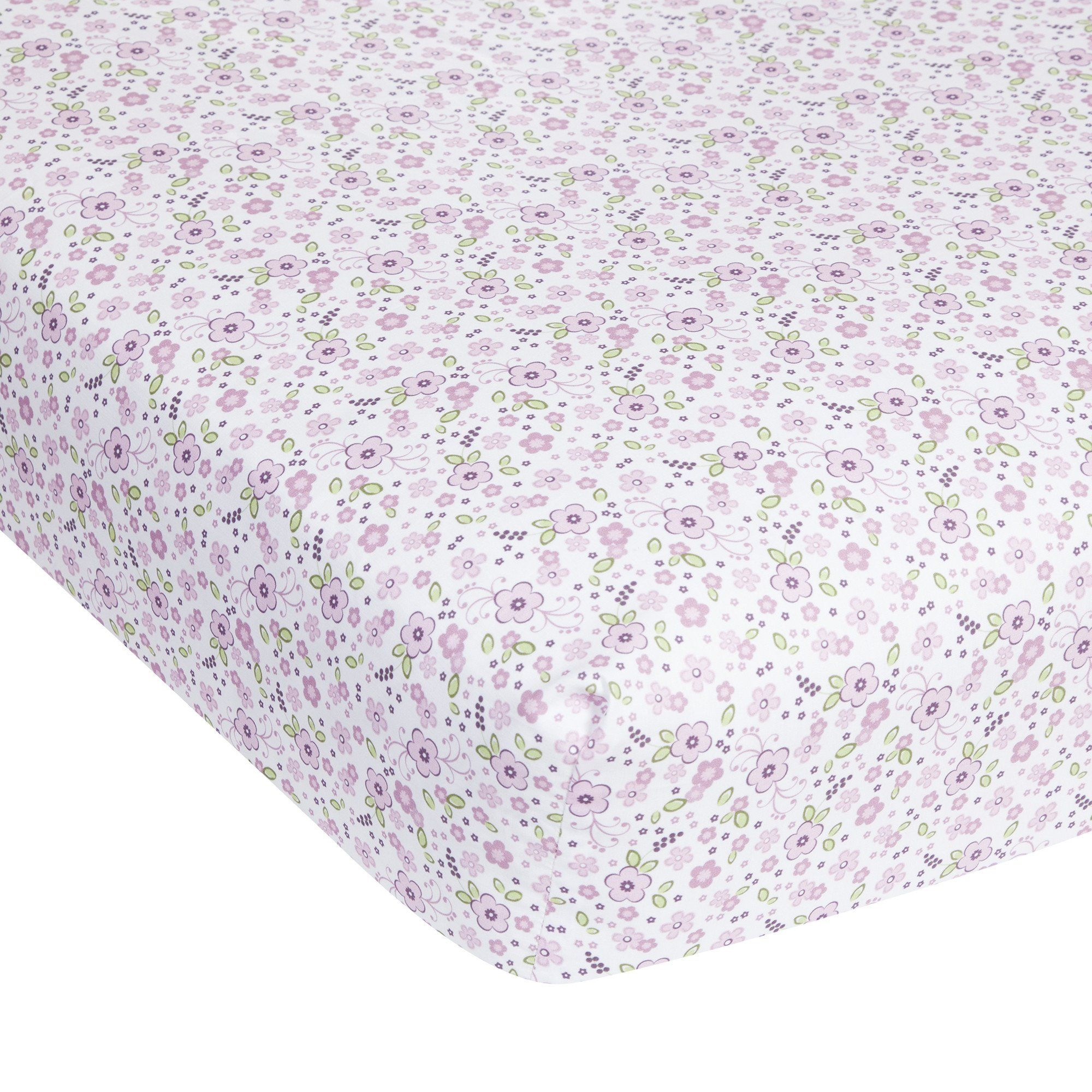 Butterfly Bloom Fitted Sheet - Sold Separately