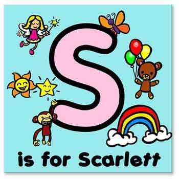 SARLETTE NAME   The Name Scarlett   My heart quotes ...