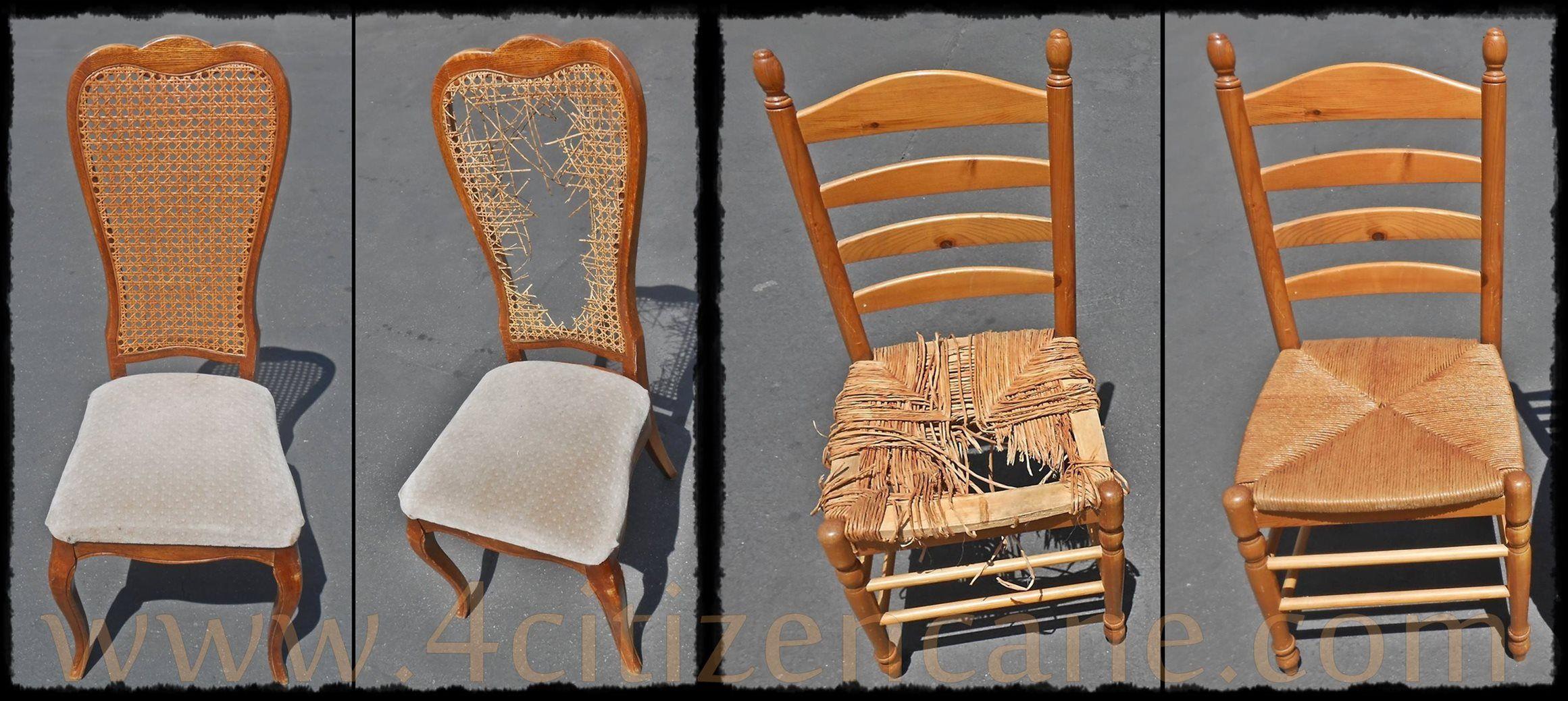 Cane Chair Caning Repair Rush Chair Repair Wicker Rattan