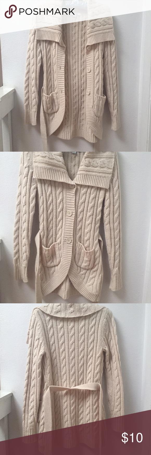 Cream Cardigan | Cream cardigan, Shoulder and 21st