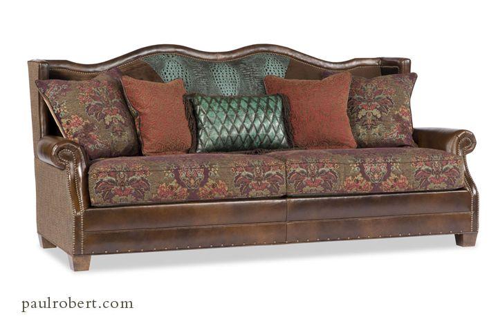 T From Paul Robert Large Sofa With, Paul Robert Furniture