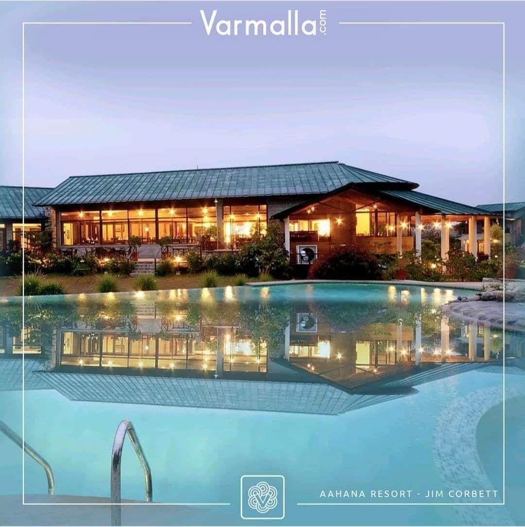 Aahana Resort Jim Corbett For A Grand Wedding Location If You Dream Of A Destination In 2020 Destination Wedding Places Wedding Company Luxury Destination Wedding