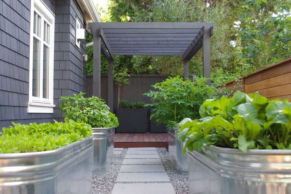 Pin by Carrie Cranwill on Gardening   Garden styles ...
