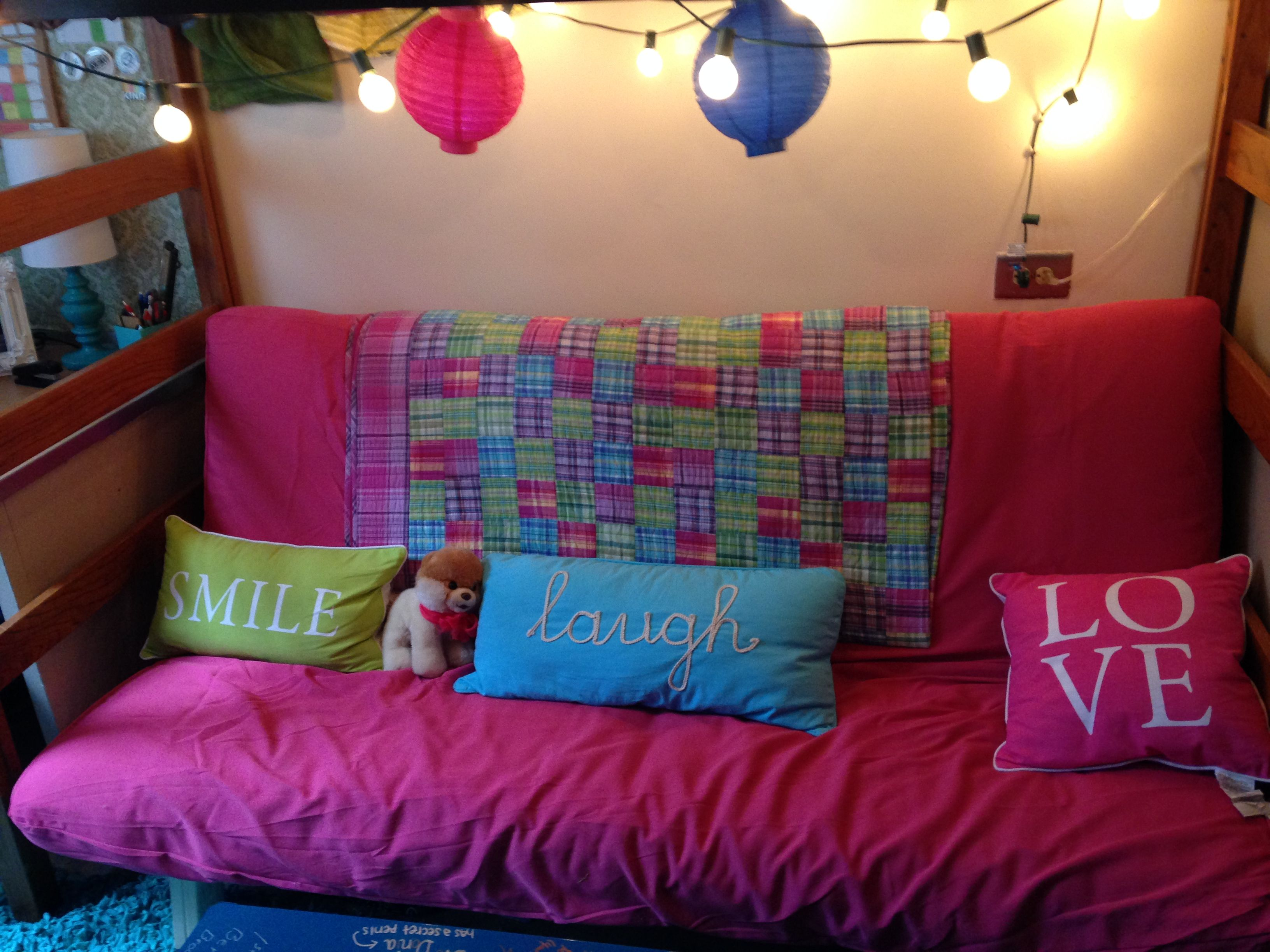 pillows from and nice for guests nights futon pillow pin a decorative quilt with athens world stein mart our in some chilly futons of