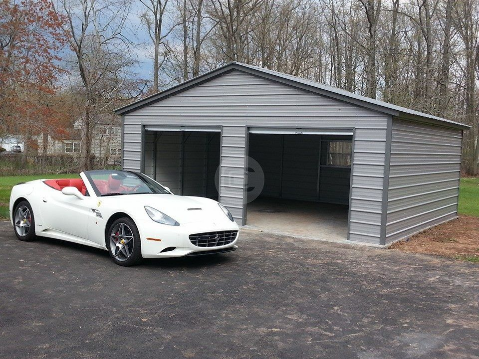 Benefits of Metal Garage Buildings over Traditional Garage