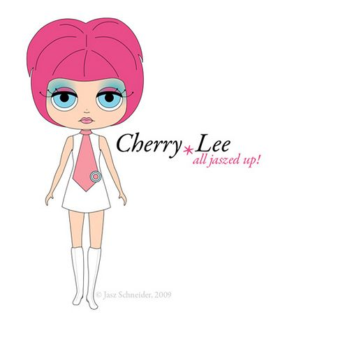 Cherry Lee, Miss 008 by Dr. Jasz