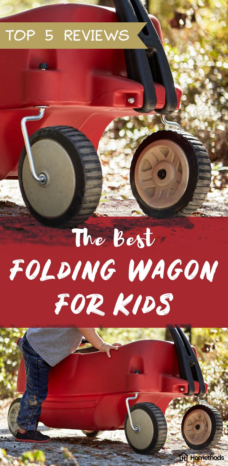 Whether you're planning on a day at the beach or a tailgate party outside your favorite sports venue, a folding wagon is a great way to ensure you've got everything you need. Of course, being so new to the market, it can be hard to figure out which is the most useful for your trips. Let's get down to it: we'll show you our favorites and then discuss what we thought made them stand out from the competition. #kids #kidsactivities #parenting