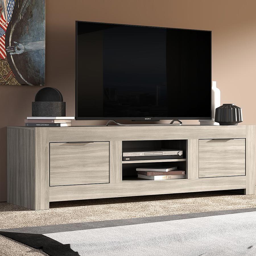 Meuble Tv Contemporain Melina 2 Meuble Tv Meuble Tv Moderne Armoire Tv