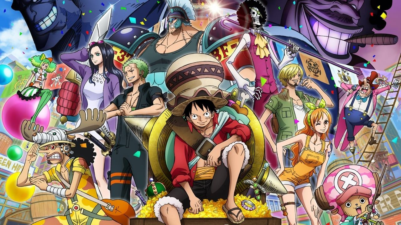 One Piece Stampede Film Complet En Streaming Vfonline Hd Mp4 Hdrip Dvdrip Dvdscr Bluray 720p 1080p As Your Requ One Piece Movies Anime Movies Full Movies