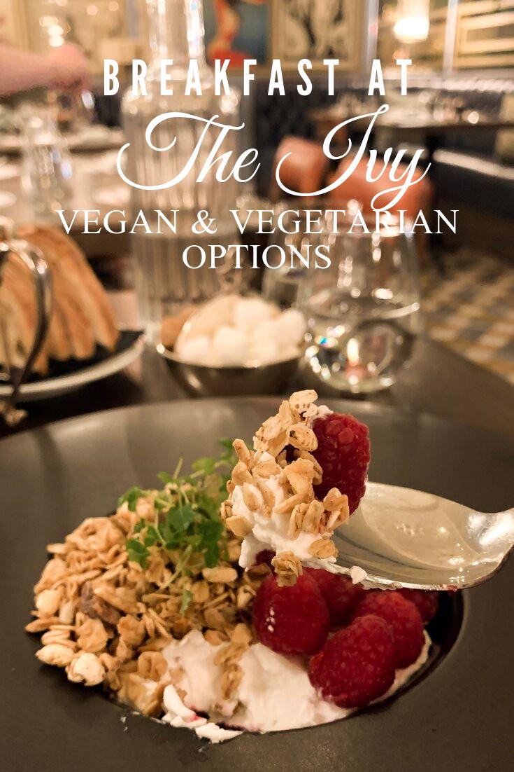 Breakfast At The Ivy Best Vegan Restaurants Breakfast Vegan Restaurants