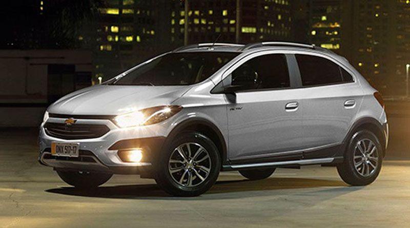 Chevrolet Onix Activ 2020 Sensor De Lluvia Espejo Exterior Autos