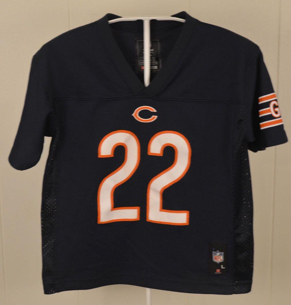 40f4ecfe549 ... reebok on field jersey 1c821 e1845; where can i buy nfl football chicago  bears replica jersey 22 matt forte youth large 7