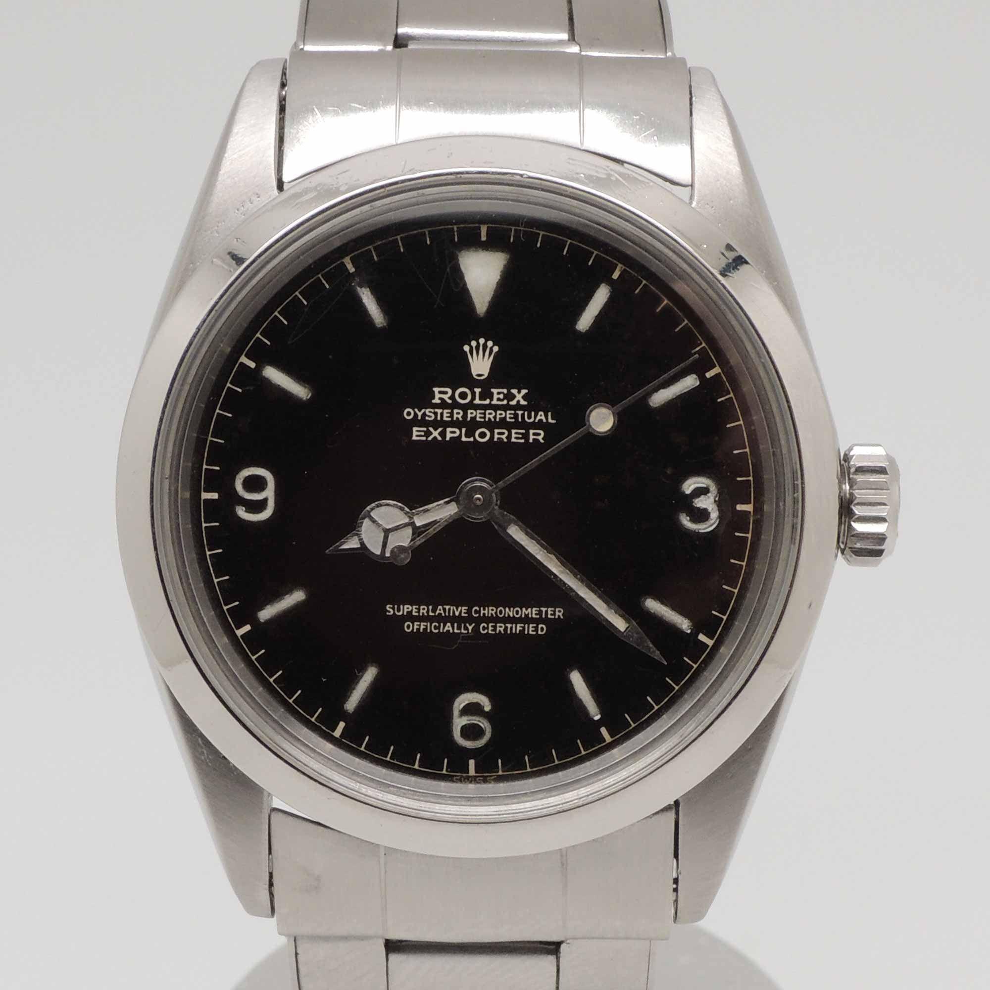 Ancienne Vintage Gallery Rolex Explorer Rolex Watches Rolex