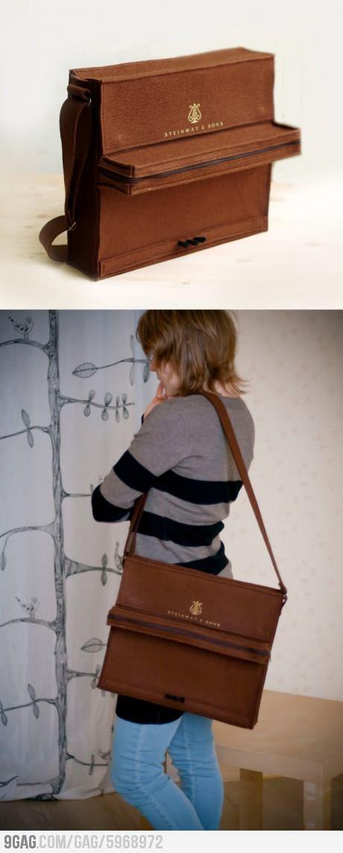 Steinway and Sons Piano Bag, Funri