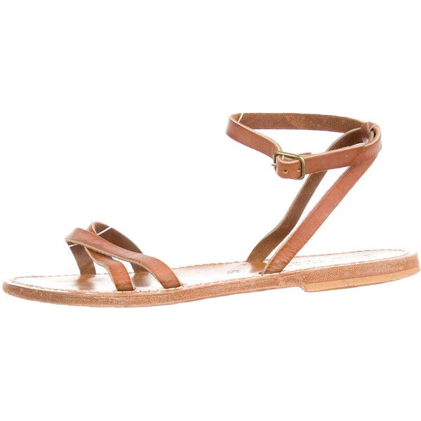 Pre-owned - Multicolour Leather Sandals K.Jacques Cut-Price Discount Real Discount Huge Surprise Pick A Best Buy Cheap 100% Original LLgoIDddRe