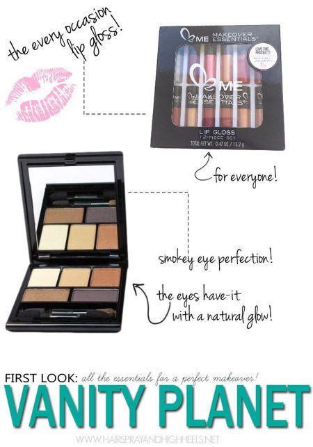 Lip Gloss Set Eye Shadow Palette Review Bellashoot Vanity Planet Lip Gloss Set Makeover Essentials