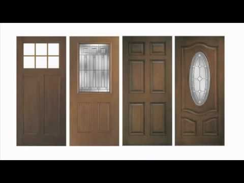 Dodge the draft with energy efficient fiberglass doors for Energy efficient entry doors