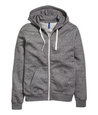 best website d6795 7a047 Herren | Kapuzenjacken & Sweatshirts | H&M DE | Klamotten ...