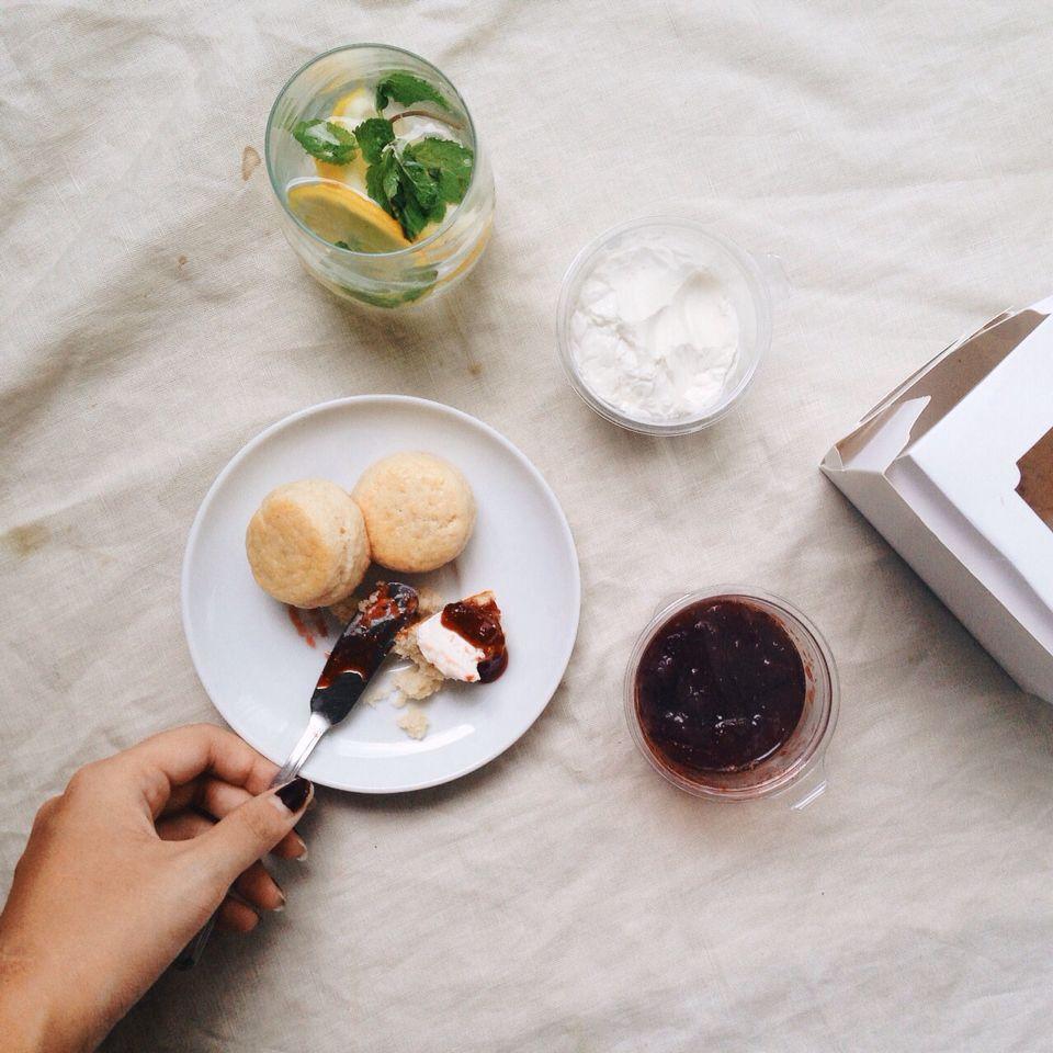 Scone, Sweet'n Sour by Bakepening. Scones, Baking, Sweet