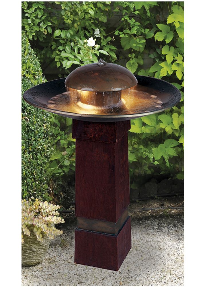 Inland Sound Outdoor Fountain