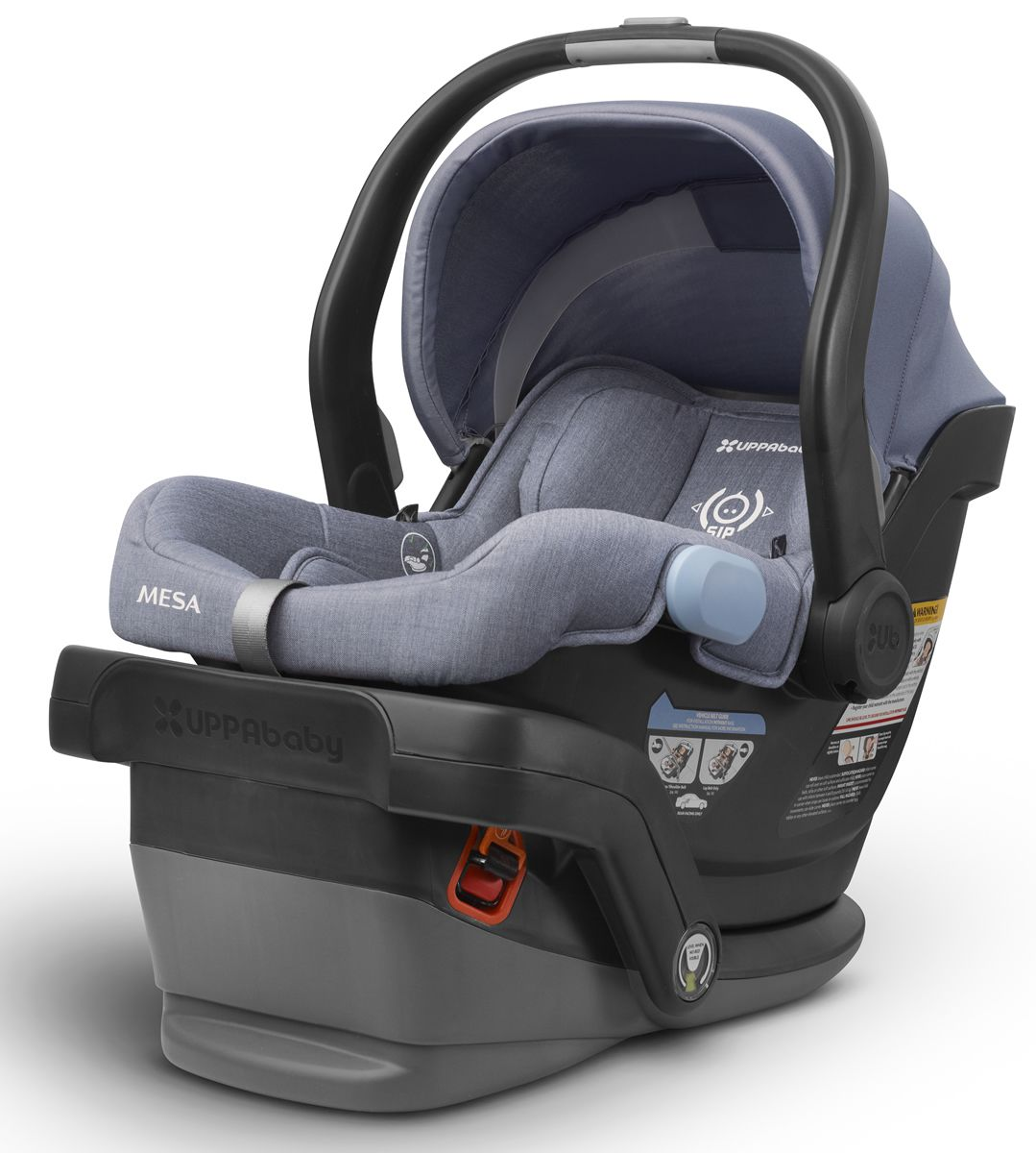 UPPAbaby 2017 MESA Infant Car Seat Henry (Blue Marl