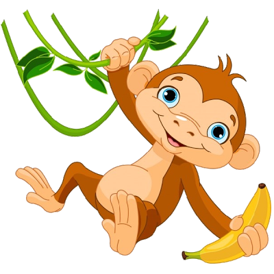 monkeys cartoon clip art cakes prints animals pinterest clip rh pinterest com baby monkey girl clipart baby monkey clip art images
