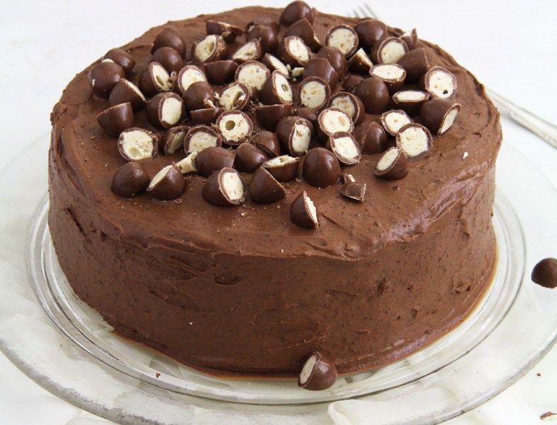 Schoko Bons Torte