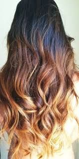 ombre hair light to dark - Google Search