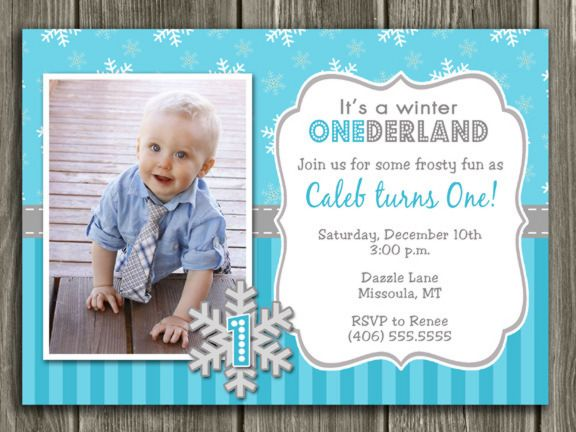 1000+ images about Winter ONEderland Birthday Party on Pinterest ...