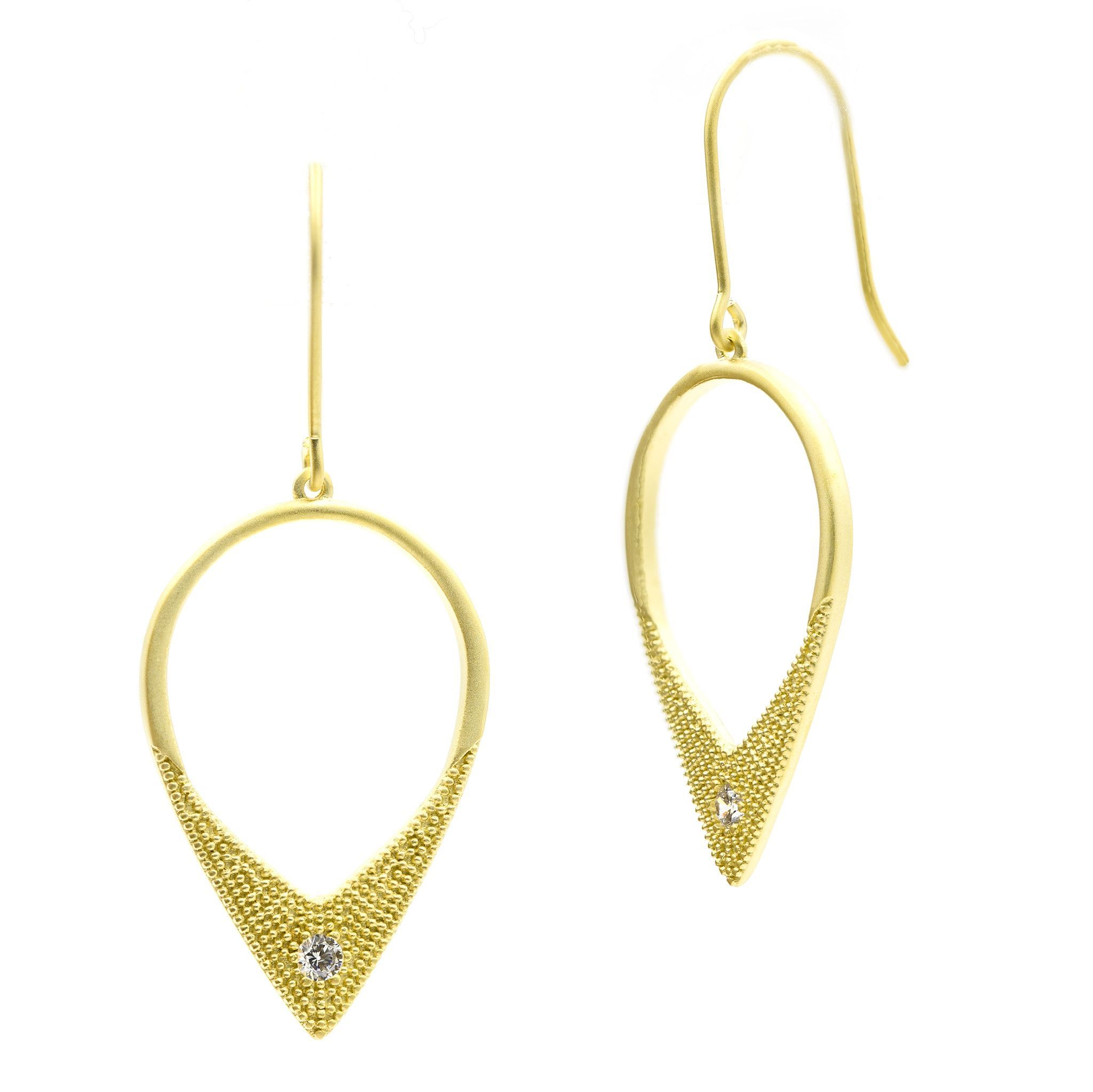 drop single virginia in product zoom earrings a xl bride gold bhldn champagne