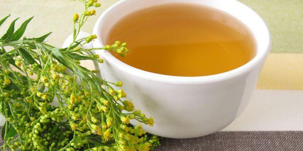 Welcher tee bei blasenentzündung
