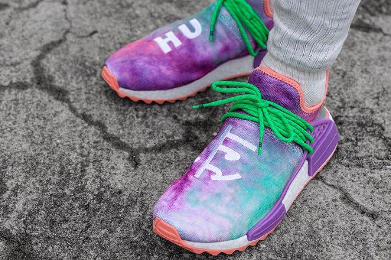 Pharrell x Adidas NMD Human Race Trail