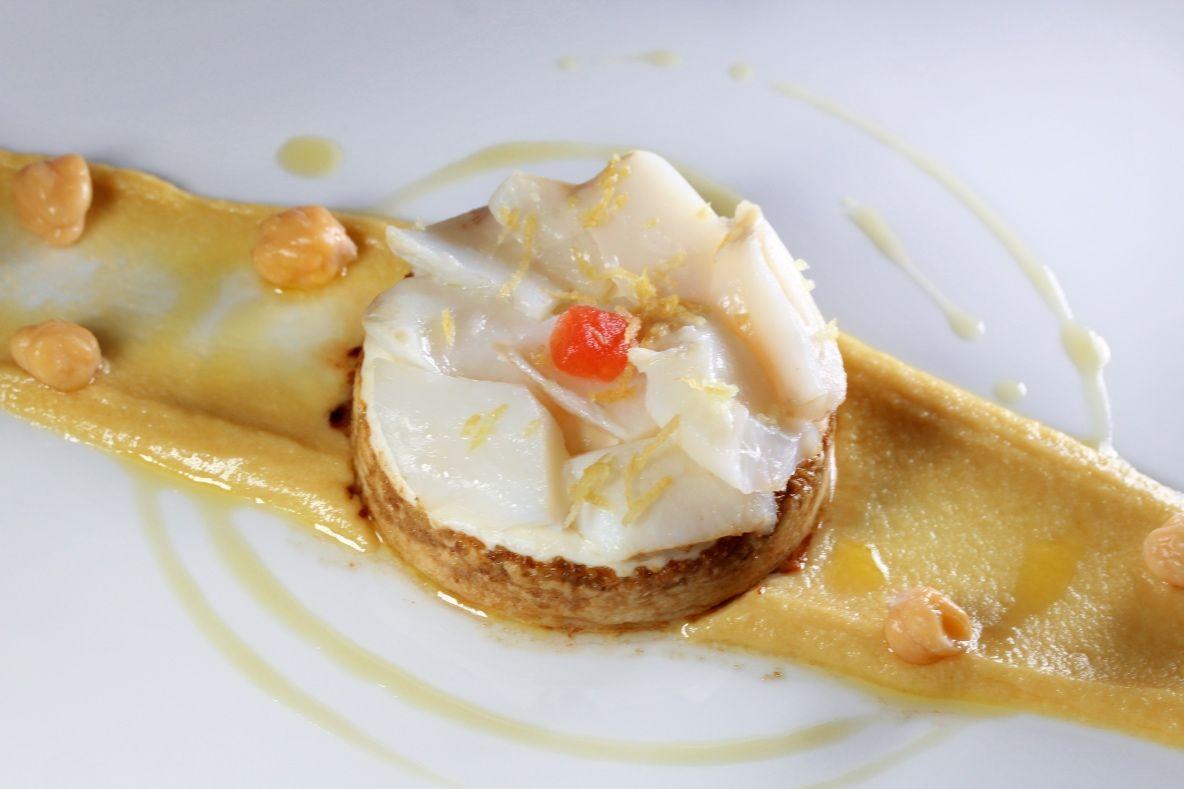 Cheese cake al baccalà: #laricettadellochef Marianna Vitale - Le ...