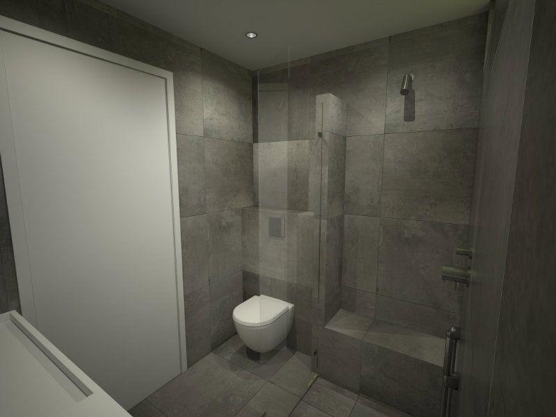 Ontwerp voor een kleine badkamer - Beniers Badkamers | Badkamer ...