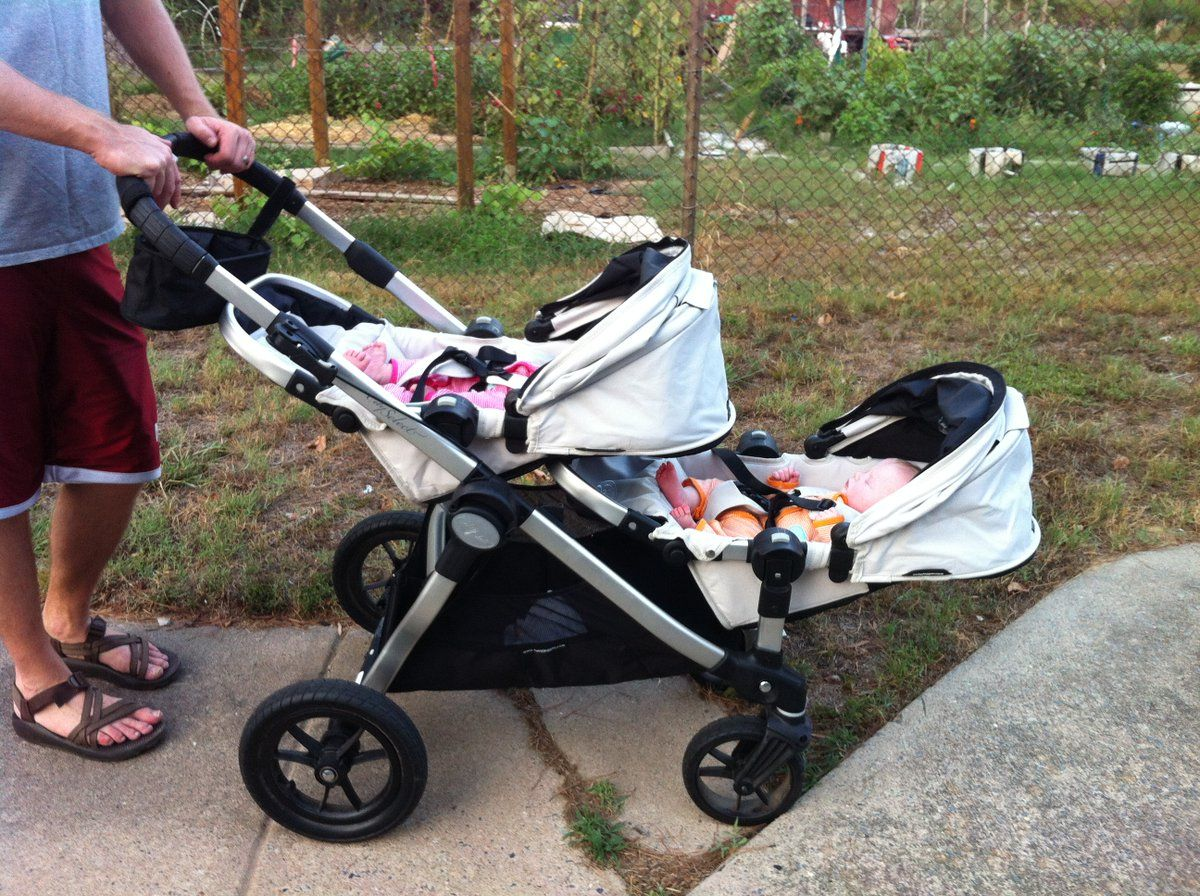 Baby Jogger City Select Double Stroller Best Double Stroller