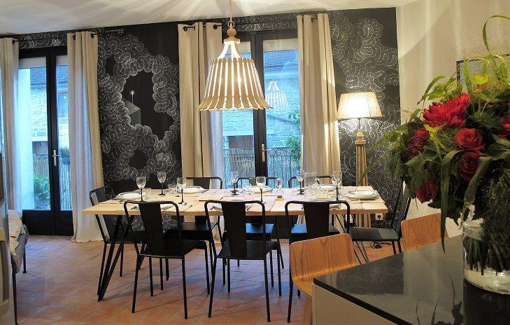 panneau en ch ne massif pour une table sur mesure nos plans de travail et panneaux massifs. Black Bedroom Furniture Sets. Home Design Ideas