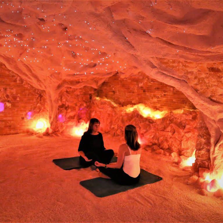 Chambers Wellness Center Salt Cave Chambersburg Pa Salt Cave Spa Design Himalayan Salt Cave