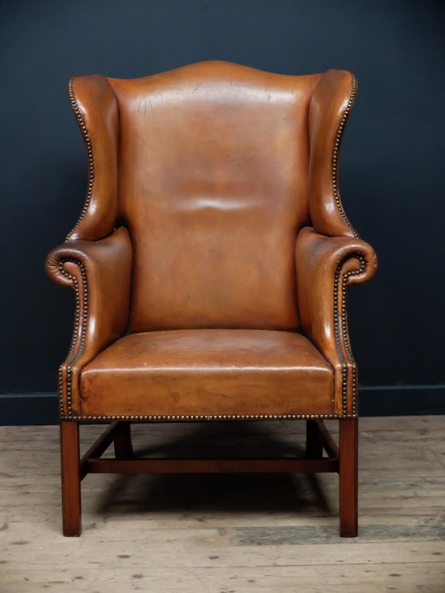 Leder Ohrensessel Stuhl Stühle In 2018 Stühle Sessel Und