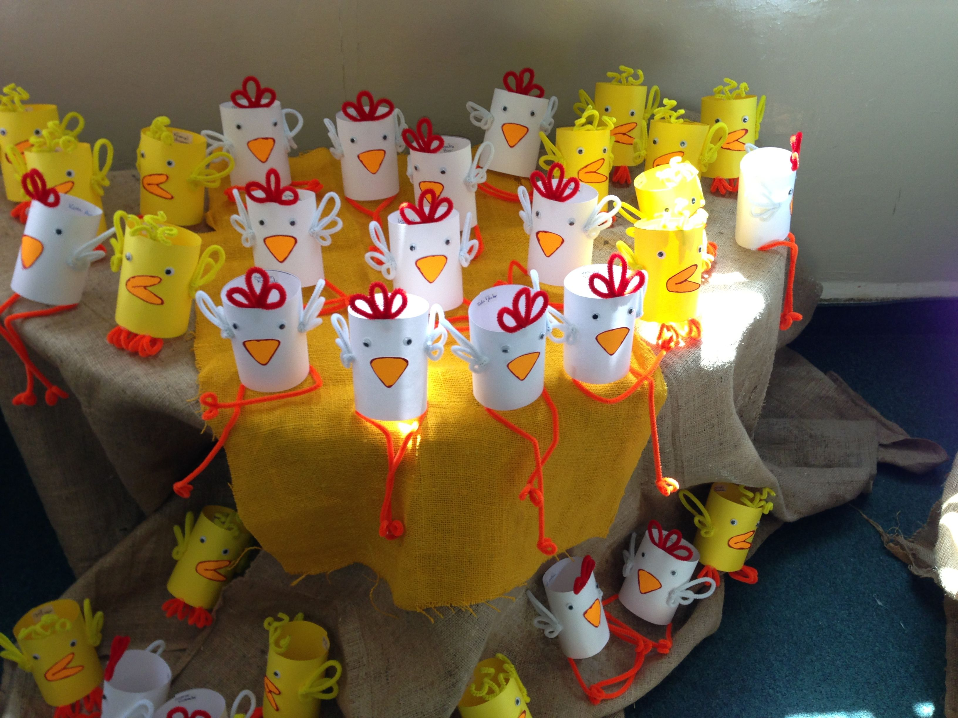 Easter# chicken#