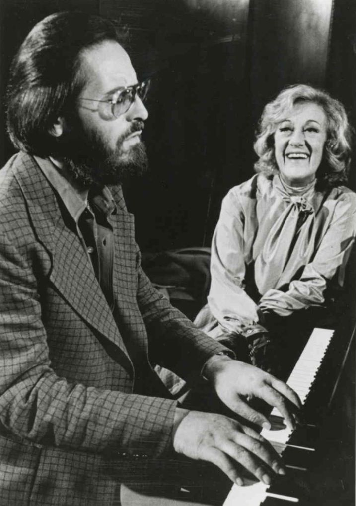 Marian McPartland and Bill Evans on Piano Jazz in 1979. Later issued as an album.