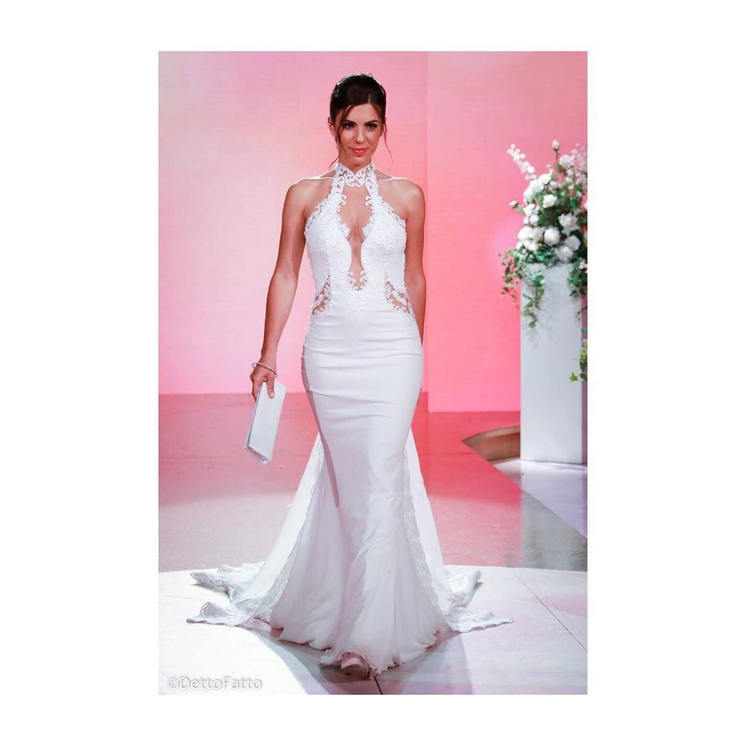 Abiti sexy oggi  @pinellapassaro ne ha uno per tutte! @dettofattorai #dettofattorai  #PinellaPassaro#Sposa#passarosposa#weddingdress#bridal #bride#bridalcouture#madeinitaly #bridetobe#wedding#weddingstyle #weddingday#matrimonio#dettofatto #dettofattorai#salerno#napoli #fashion #instafashion#tv  #styleblogger #fashionblogger#sposi #mariage#weddinginspirations #weddingideas #photowedding #instabride #novia #Alamango #Bridal #Textiles #Wedding #AlamangoBridal #AlamangoTextiles #Malta #LoveMalta…