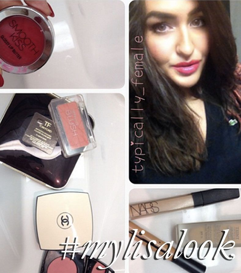 typically_female inspired by my makeup tutorials http://www.lisaeldridge.com/video #MyLisaLook #Makeup #Beauty