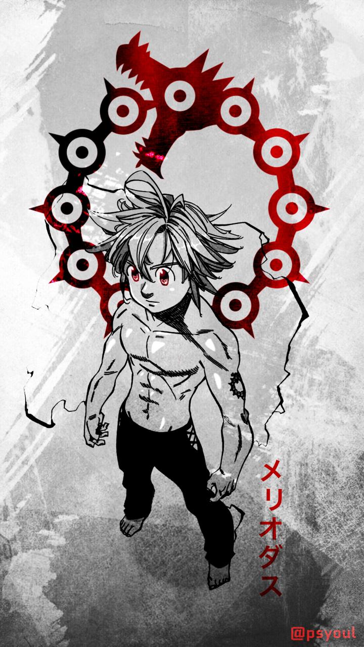 3 Nanatsu No Taizai Tumblr Anime Wallpaper Anime Seven Deadly Sins Anime