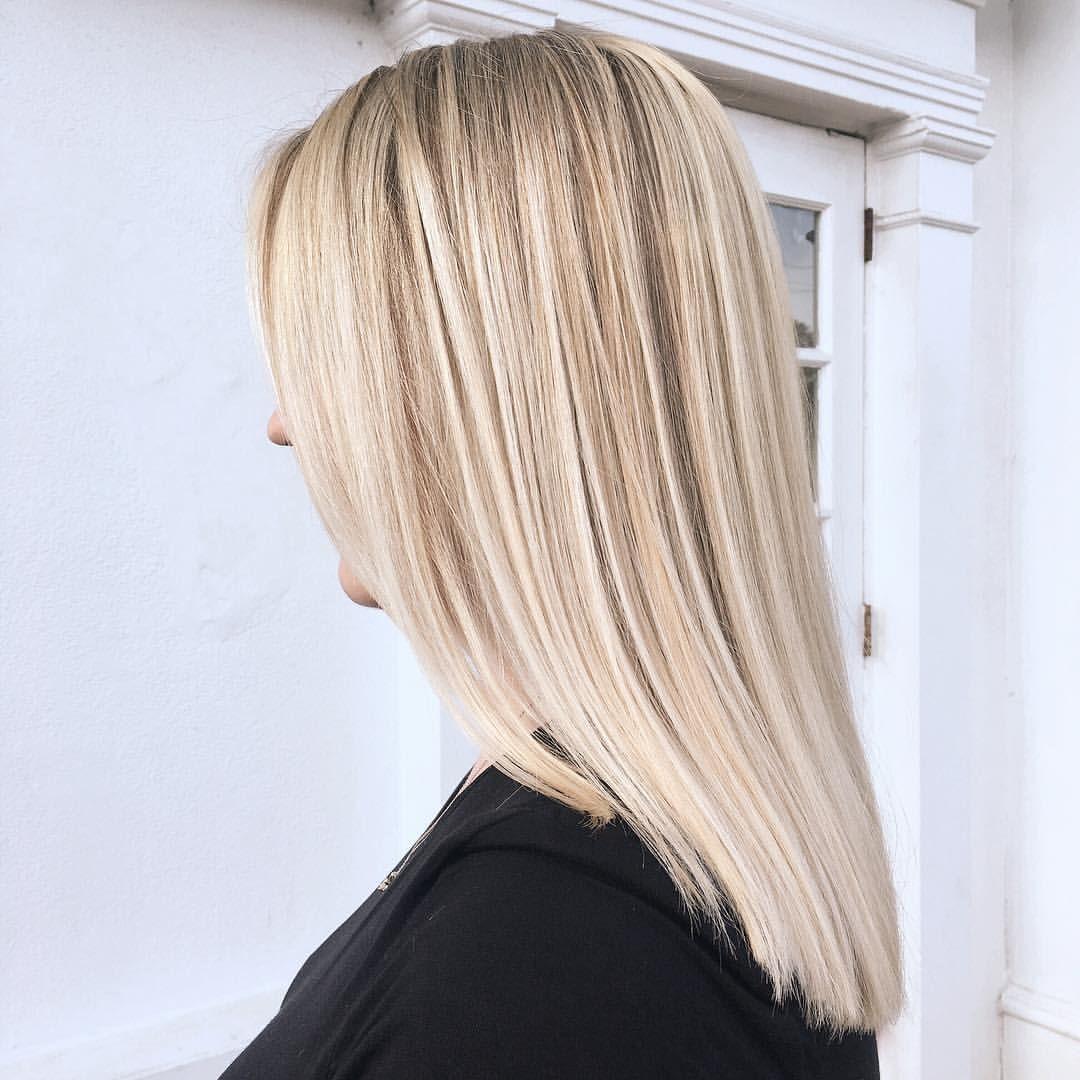 Icy Blonde Salon Simis Spa Balayage Experts Fairfax Va
