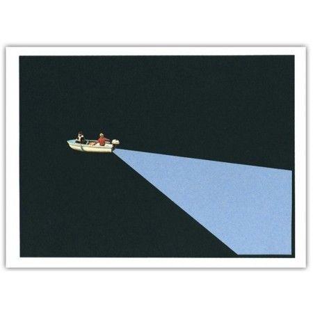 anthony zinonos: Midnight Boat Ride