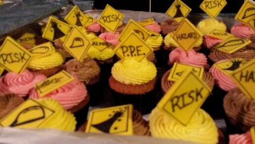 Health And Safety Cakes