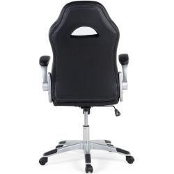 Bürostuhl schwarz höhenverstellbar Dean BelianiBeliani