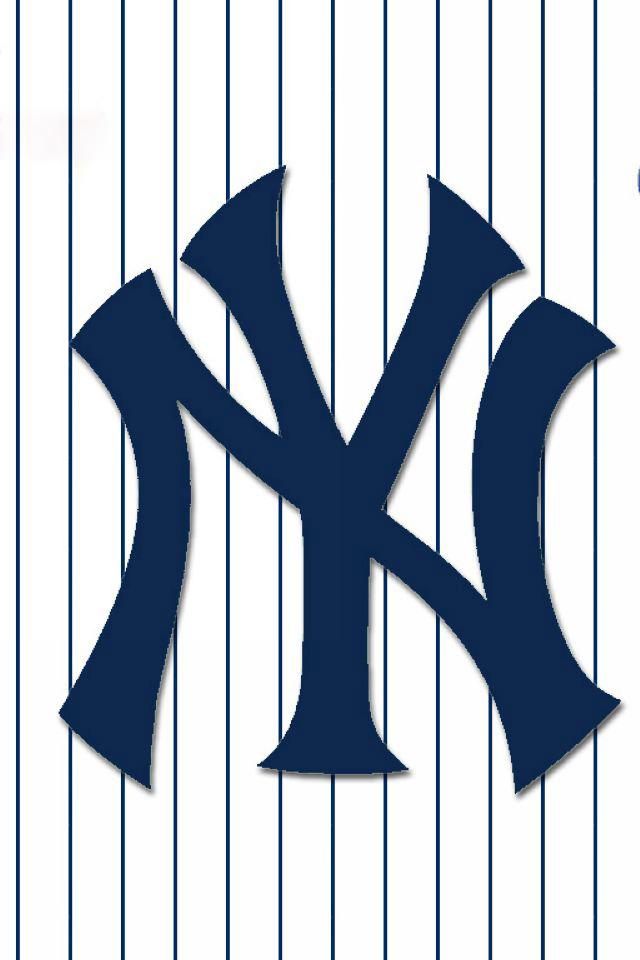 new york yankees baseball art backgrounds iphone smart phone rh pinterest com au
