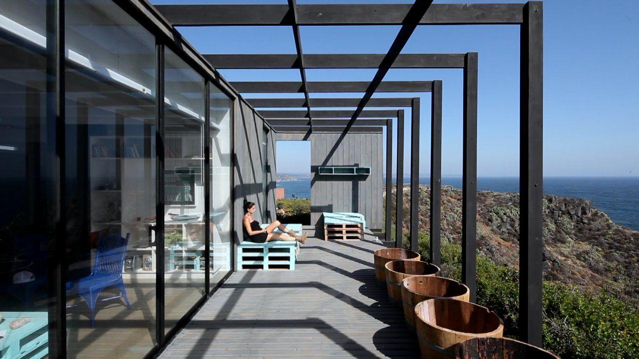 Casa Tunquen by Mas Fernandez Arquitectos. Filmed by Nico Saieh - www.nicosaieh.cl Edited by Cristian Pino A  Architects: Mas Fernandez Arqu...